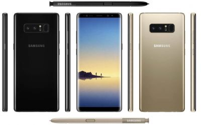 Samsung Galaxy Note 8 release today: Leaked specs and photos emerge hours before release