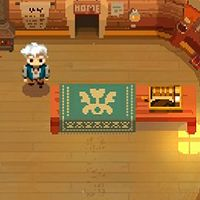 We're talking to the developer of Moonlighter at 3PM EDT on Twitch