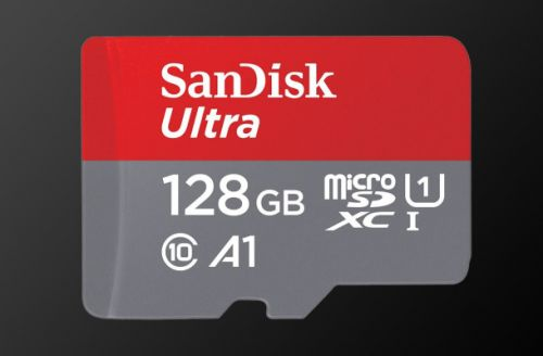 SanDisk's Ultra 128GB microSD card just dropped to $22, a new all-time low