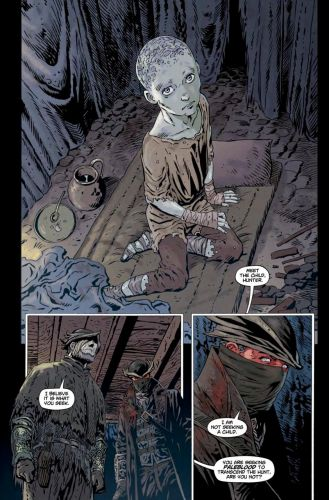 Bloodborne Graphic Novel Launches Tomorrow, Here's An Exclusive Look