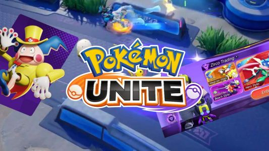 Pokemon Unite released for Nintendo Switch today, iOS and Android soon