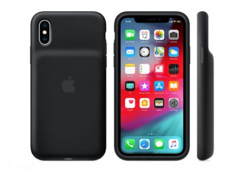 IPhone XS, XS Max and XR get Apple Smart Battery Cases