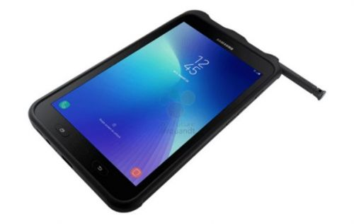 Here are all the Galaxy Tab Active 2 details, pictures you'll need