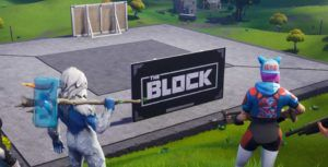 Fortnite announces 'The Block,' a new creation feature in Battle Royale mode
