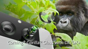 Corning's newest Gorilla Glass is for smartphone cameras