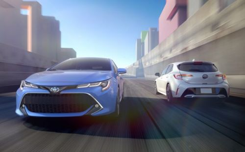 Toyota turned the 2019 Corolla from tech-dud to gadget-central