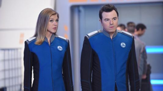 The Orville Brings a Much Better Trailer to SDCC