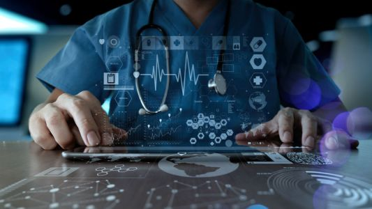 Healthcare leads the way when it comes to AI investment