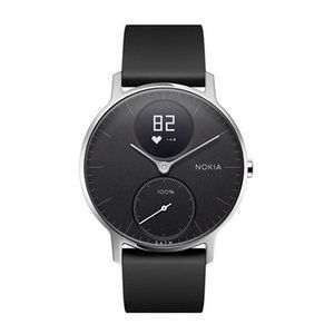 Deal: Nokia Steel HR hybrid smartwatch is on sale for 20% off