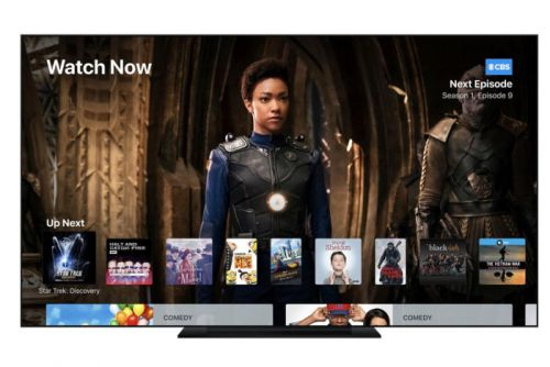 Apple's TV app goes live in U.K., France, and Germany