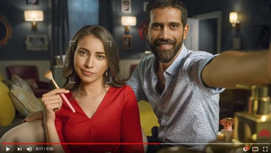 Did Huawei really fake this Nova 3 ad by using a DSLR?