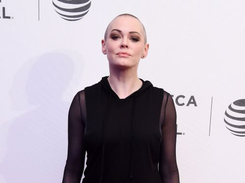 Rose McGowan's Twitter Account Locked After Posts About Weinstein