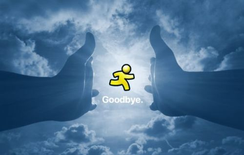 AOL Instant Messenger is officially dead