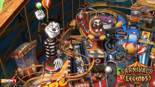 Zen Studios Marks 10 Years Of Pinball With A Pair Of Free Tables