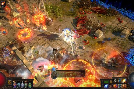 Path of Exile's Synthesis expansion arrives in March, brings new way to progress