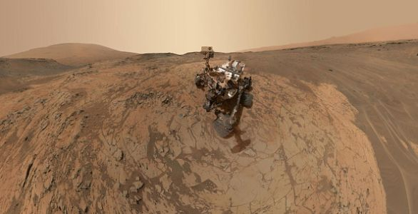 NASA Mars Curiosity Rover Shows Some Rock Records Are Missing; Does This Mean No Intelligent Life on the Red Planet?