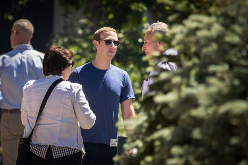 Zuckerberg to meet UK minister after damning 'digital gangsters' report