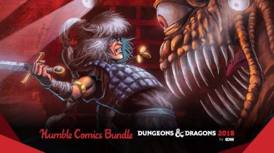 Geek Deals: Save Big on D&D Comics with Humble Bundle