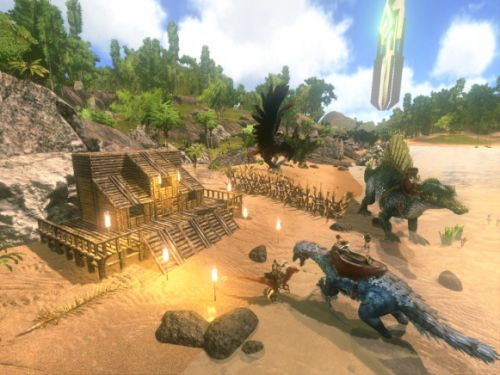 'Ark: Survival Evolved' is now free to download on iOS and Android