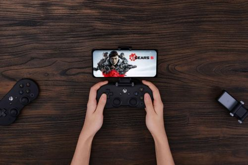 New 8BitDo Controller Designed For Project xCloud Is Available To Pre-Order Now