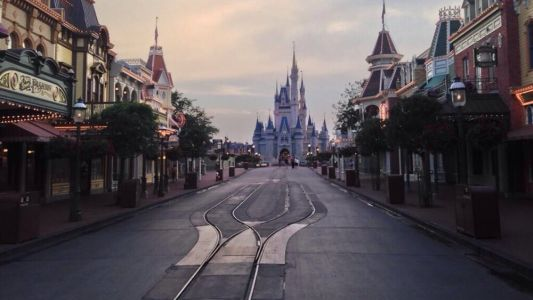 Disneyland and Disney World Have Now Been Closed Indefinitely