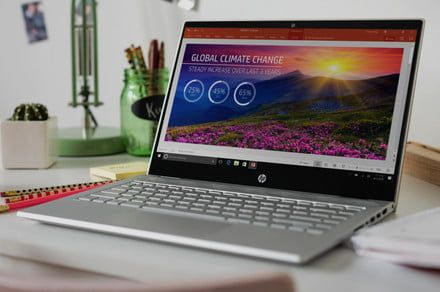 Despite PC industry's flat year-to-year growth, HP dominated first-quarter sales