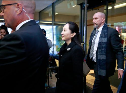 Canada court finds against Huawei CFO Meng Wanzhou on double criminality; extradition trial to continue