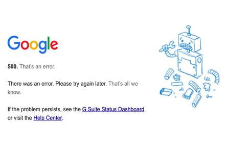 Google Calendar is down around the world. Here's the latest on the outage