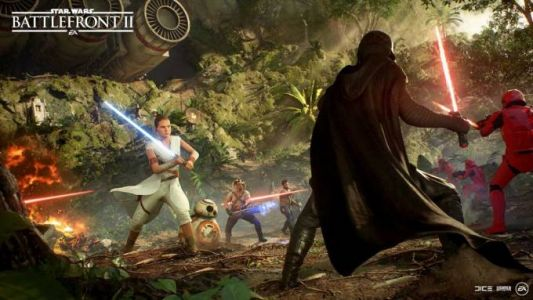PlayStation Plus free games in June will include Star Wars: BF2