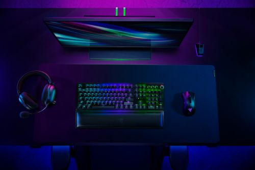 Razer BlackWidow, DeathAdder, and BlackShark go wireless