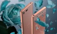 Sony Xperia XZ Premium gets a new color: Bronze Pink