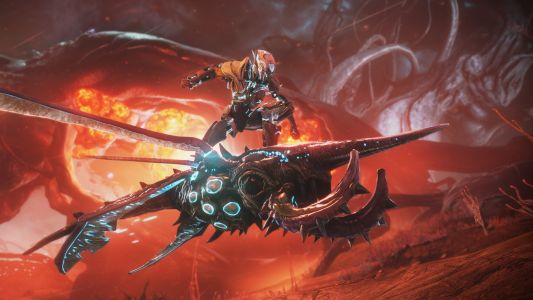 Warframe: Heart Of Deimos is about mechs, insect surfing and a dash of kismet