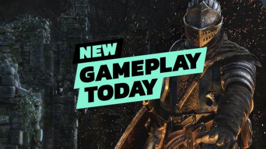 New Gameplay Today - Dark Souls Remastered