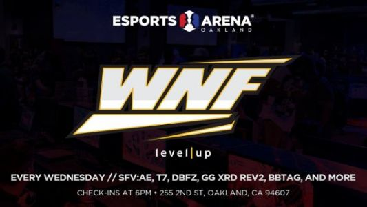 Tonight's WNF x Oakland stream by PandoraHouse dedicated to helping victims of the GLHF Game Bar shooting