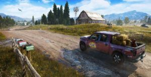 Ubisoft Montreal drops the first trailer for Far Cry 5