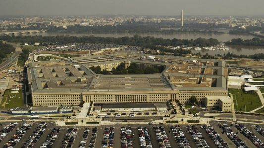 The battle for the Pentagon's $10bn cloud contract