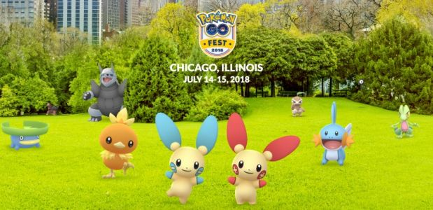 A Year After The Disaster, Pokémon Go Fest Returns Tomorrow
