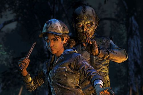 Work on Telltale's The Walking Dead resumes with 'many' original developers