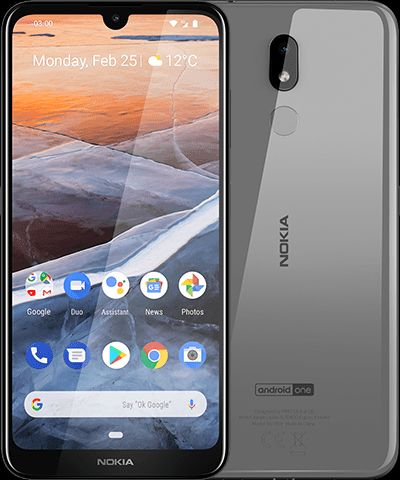 Nokia 3.2 available to buy now. Rs 1000 Gift-card & One-time screen replacement offer for limited time