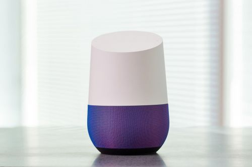 Google Home touchscreen device spotted in official app code
