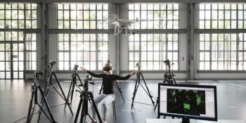 Drone Controlled by Torso Motion Gives Pilots Maximum Control