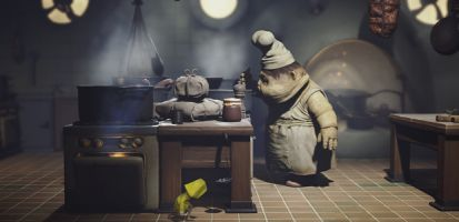 Little Nightmares has crept onto PC to creep you out