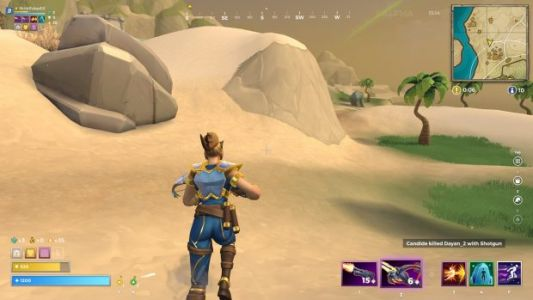 Realm Royale weapons and armour: how to find them and which are the best