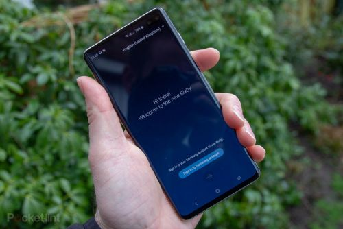How to reassign the Samsung Galaxy S10 Bixby button