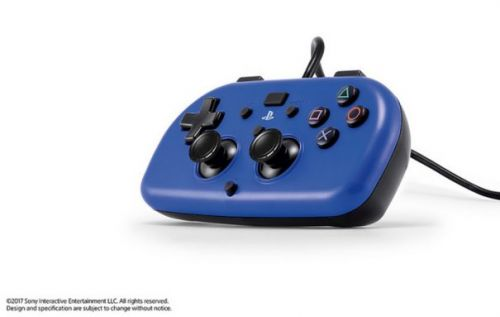 PS4 mini wired controllers coming to the US, parents concerned