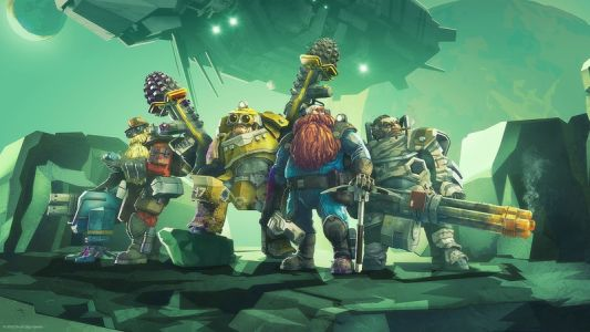 Deep Rock Galactic is a unique mining adventure on Xbox One and Windows 10