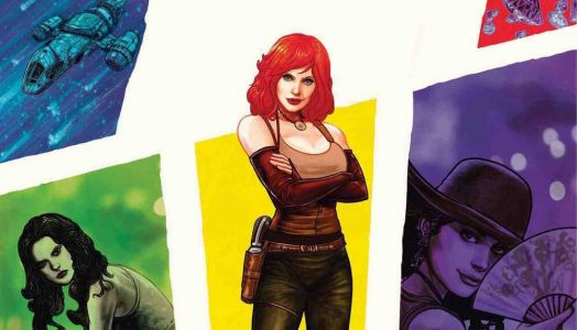 Here's Our First Look at FIREFLY: THE STING from BOOM! Studios