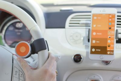 O6 review: Smart Bluetooth remote for iPhone makes driving a little less distracted