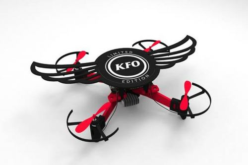 KFC's latest gadget is a chicken wings box that doubles as a drone