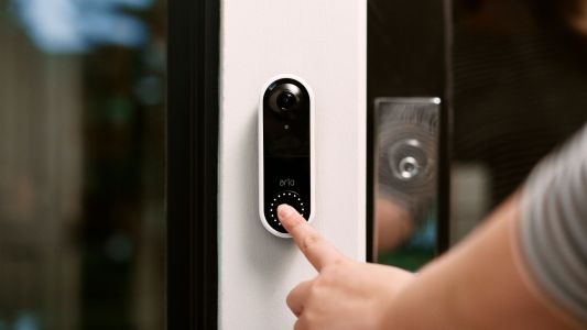Arlo Video Doorbell boasts 180-degree view so you never miss a package again